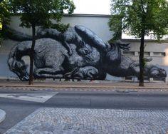 Street Art Roa 09