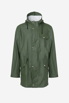 Six Scandinavian Raincoats That Will Keep You Dry