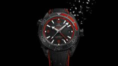 Fratello Watches introduces you to the Omega Seamaster Planet Ocean Deep Black with a lot of (live) images and official pricing. Omega Planet Ocean, Omega Seamaster Planet Ocean, Dark Side, Black Planet, Seamaster Watch, Seamaster Aqua Terra, Omega Seamaster Professional, Ocean Deep, Men Watches