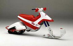 Honda EZ 9 Snow version