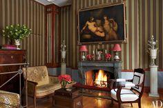 Look Inside a Manhattan Duplex That Embodies the Glamour of 19th-Century Paris Photos | Architectural Digest