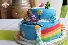 Glücksbärchis - Bear Cake