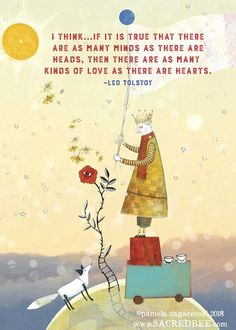 Tolstoy on Love Words Quotes, Wise Words, Me Quotes, Sayings, Strong Quotes, Attitude Quotes, Great Quotes, Inspirational Quotes, Book Authors