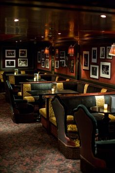 Ronnie Scott's - Never been there, heard a lot about it and really want to go...my kind of place