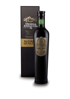 Aceite Oliva Virgen Extra Maximun Quality 500ml. Dehesa Andaluza. #AOVE #EVOO #marenostrumgourmet #marenostrumgold #organic