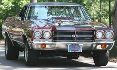 1970 Chevy El Camino Pro Street