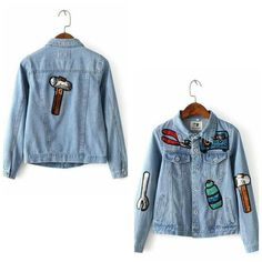 Women denim jacket Size small to large  Price 1599 only
