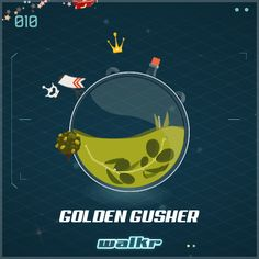 "Look at my beautiful planet ""Golden Gusher""! http://galaxy.walkrgame.com/xcPThpkkSsz/28"