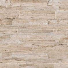 """Daltile Season Wood: Winter Spruce 6"""" x 48"""" Porcelain Tile SW02-6481P"""