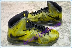 Home:: Nike Kobe 8 System:: Nike Kobe 8 System White Black Dark Grey Flash Lime 555035 100