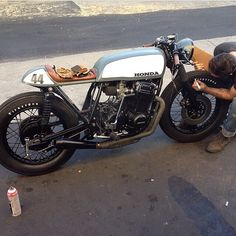 Reoccurring favorite  www.caferacerpasion.com