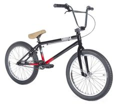 2015 Subrosa Salvador Complete BMX Bike Red/Black