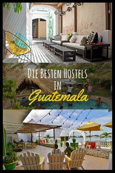 The Best Hostels in Guatemala - Travelastronaut Coban, Guatemala City, Guatemala Beaches, Belize City, New Travel, Solo Travel, Hostels, Honduras Travel, The Beautiful Country