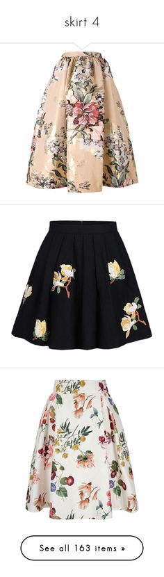 """""""skirt 4"""" by michal100-15-4 ❤ liked on Polyvore featuring skirts, multicolor, cotton skirts, pink high waisted skirt, box pleat midi skirt, pink skirt, high waisted knee length skirt, bottoms, saias and blackfive"""