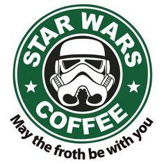 StarWars Coffee: We start where Starbucks stops