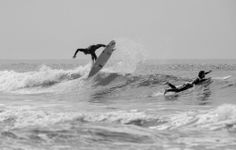 BLACK AND WHITE VISION - IVAN TROVALUSCI | Surf Culture