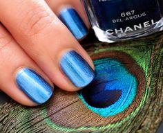 Chanel Bel-Argus Nail Polish 3