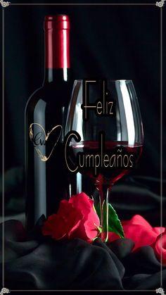 Beautiful Birthday Cards, New Wallpaper, Happy Birthday Wishes, Margarita, Alcoholic Drinks, Birthdays, Card Making, Kawaii, Messages