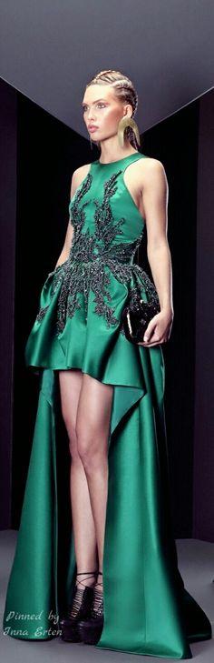 Basil Soda | Haute Couture | Fall 2016