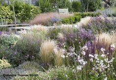 Catherine Thomas MSGD Industry July 2016 Landscape Architecture, Landscape Design, Garden Design, Prairie Garden, Largest Countries, Back Patio, Country Estate, Cool Landscapes, Garden Furniture