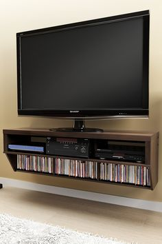 This could work for our TV stand.