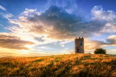 Sunset at The Folly, Pontypool, Wales by Joe Daniel Price on 500px