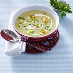 Grünkern-Gemüse-Suppe Rezept | LECKER