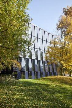 Energiegenerator - Unigebäude von kadawittfeld in Mönchengladbach