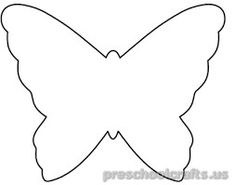 Find This Pin And More On Butterfly Coloring Pages For Kids By Ahmettanis51