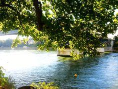 Basilea. El río Rin