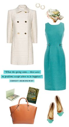 The Matchbookgirl welcomes the official start of Spring with open arms and an open wardrobe. Bring on the dresses, light-weight car coats and park bench-worthy reads!
