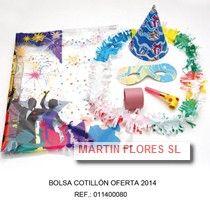 Bolsa cotillón barata en #sevilla www.martinfloressl.es #sevilla para tu fiesta de fin de año