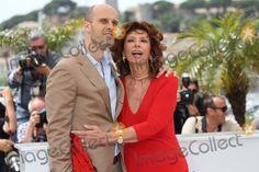 Sophia Loren in Cannes May 2014