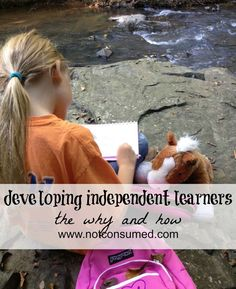 Truthfully, it's the one thing that makes our homeschool successful. Are you striving for independent learners? Find out why you should be and how to do it easily. Tips from homeschool mom and former classroom teacher!