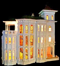 A spectacular dollhouse
