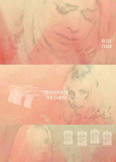 Rose Tyler - Bad Wolf
