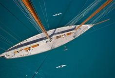 Enjoy a luxury yacht charter for the Cannes Royal Regatta 2017 on board S/Y ELENA. The stunning sailing yacht is available to charter for the event. Classic Sailing, Classic Yachts, Ibiza, The Gentlemans Journal, Luxury Sailing Yachts, Peaceful Life, Yacht Boat, Sail Away, Wooden Boats
