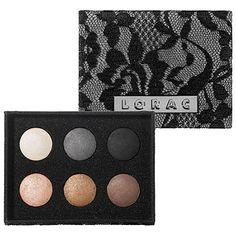 LORAC Ooh La Lace Baked Shimmer & Matte Eye Shadow Palette : Sephora