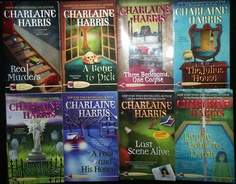 Aurora Teagarden - Had a hard time getting into these.  I gave up reading the series after 5 books.