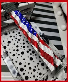 Waving Around the Wrist, bead loom cuff pattern. Sold in my Etsy Shop Waving around the wrist, pearl loom cuff … Seed Bead Patterns, Beaded Jewelry Patterns, Beading Patterns, Stitch Patterns, Bead Loom Designs, Beadwork Designs, Motifs Perler, Bead Loom Bracelets, Peyote Bracelet