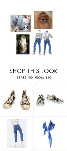 """."" by iggytwiggy ❤ liked on Polyvore featuring Converse, Vans, Vetements and Hermès"