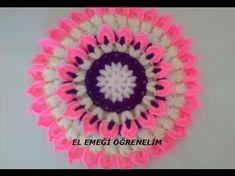 ÇİÇEK LİF Yapılışı - Detaylı Anlatım - YouTube Marque-pages Au Crochet, Mandala Au Crochet, Crochet Crocodile Stitch, Crochet Mittens, Crochet Chart, Crochet Doilies, Crochet Flowers, Confection Au Crochet, Crochet Flower Tutorial