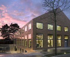 Koninklijke Tichelaar - Project - Office Building in 't Gooi, Laren