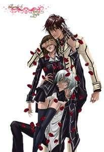 Render vampire knight yuki kaname zero - Vampire Knight - Animes et ...