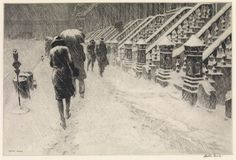 edward hopper etchings | That's Inked Up: The Original Lonely Boy: Edward Hopper