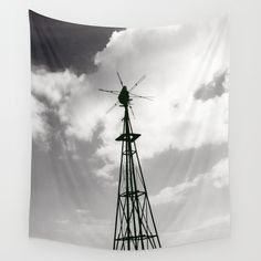 Roadtrip Wall Tapestry by julieart