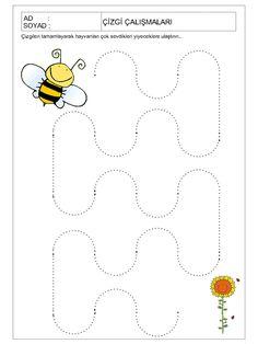 April Preschool, Free Preschool, Preschool Lessons, Preschool Worksheets, Preschool Activities, Homeschool Kindergarten, Preschool Classroom, Kids Learning, Toddler Learning Activities
