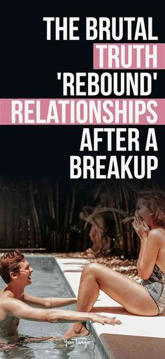 Feel guilty hookup after break up