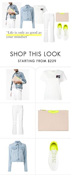 """""""life is good"""" by jofrebcn ❤ liked on Polyvore featuring Givenchy, Marc Jacobs and J Brand"""