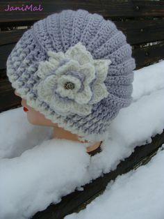 Eliotka ... lila Crochet Hats, Fashion, Lilac, Hobbies, Knitting Hats, Moda, Fashion Styles, Fashion Illustrations